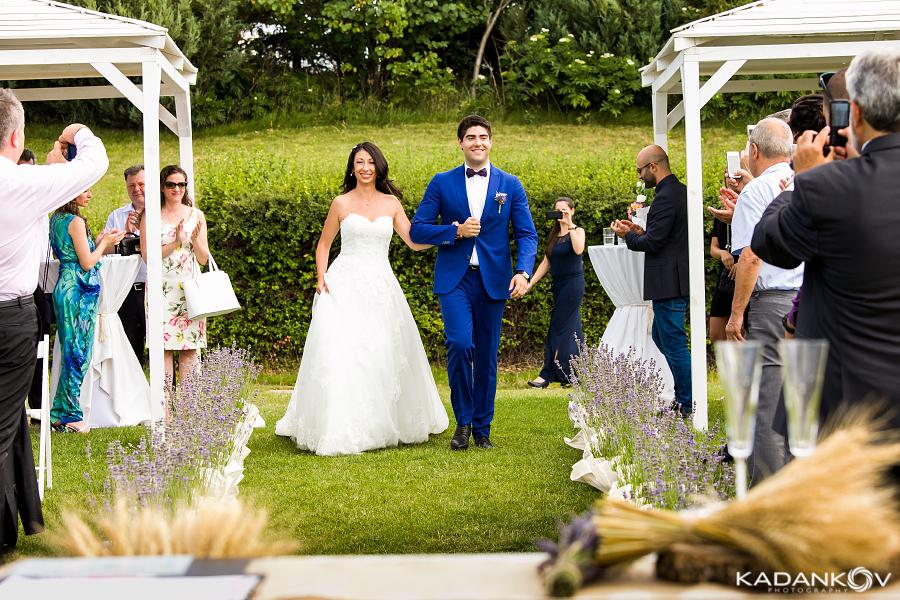 добър сватбен фотограф София и страната