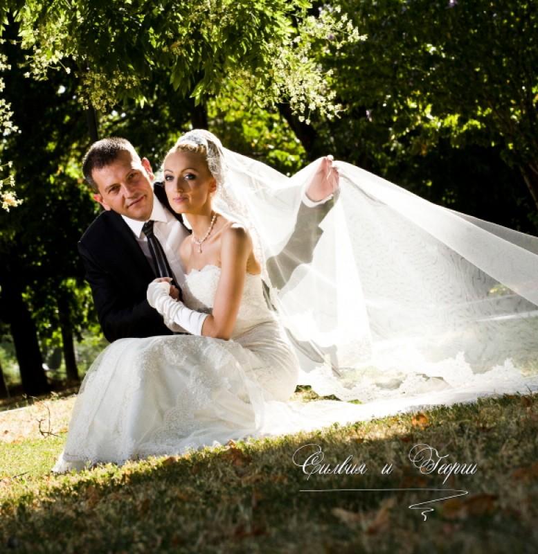 Сватбена фотосесия граждански брак фотограф сватба София